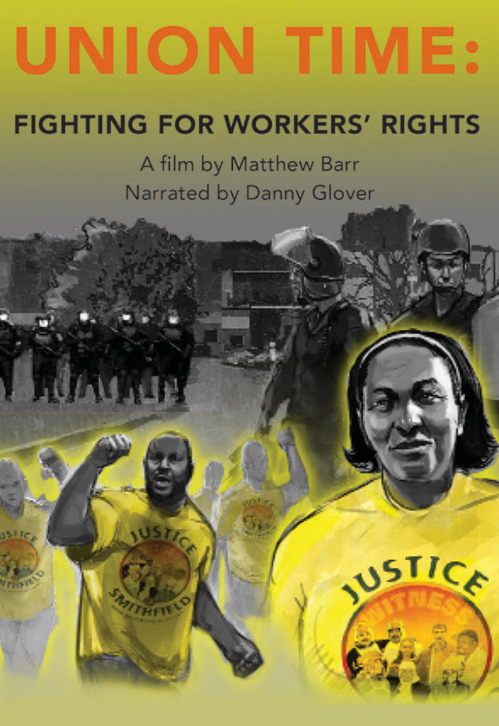 Union Time: Fighting for Worker's Rights poster